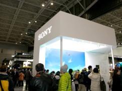【CP+ 2015】Sony 四鏡連環