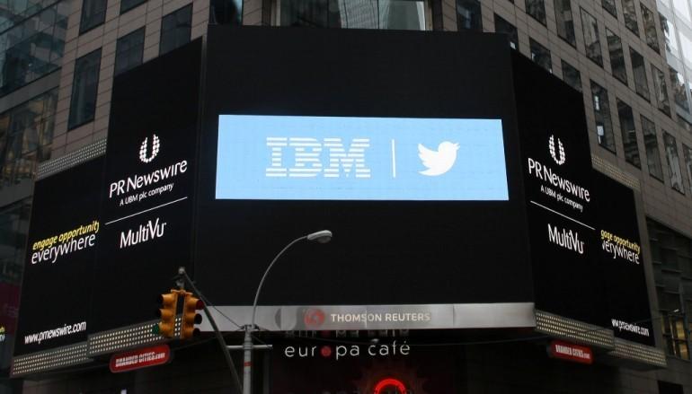 愈跌愈買 股神再增持IBM