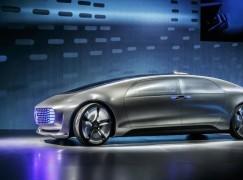 【CES 2015】Mercedes-Benz 展示明日無人駕駛車構想