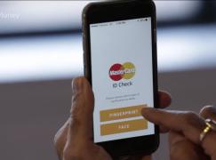 MasterCard 眨一眨眼認樣就可以俾錢?