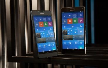 首款 Windows 10 Lumia 手機年終登場