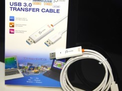 兩機互通 USB 3.0 傳送線