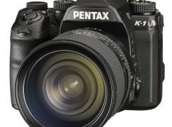 遲來的全片幅旗艦 Pentax K1