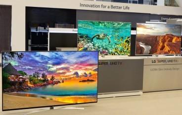 LG 將推出 98 吋 8K 電視機