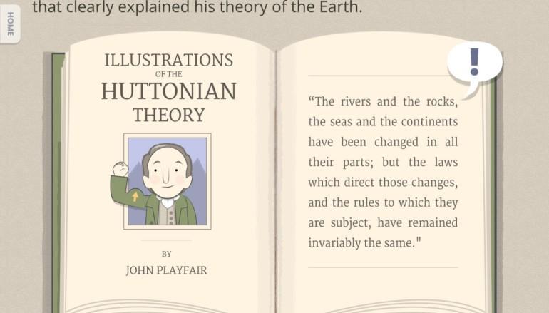 科學家的歷練故事
