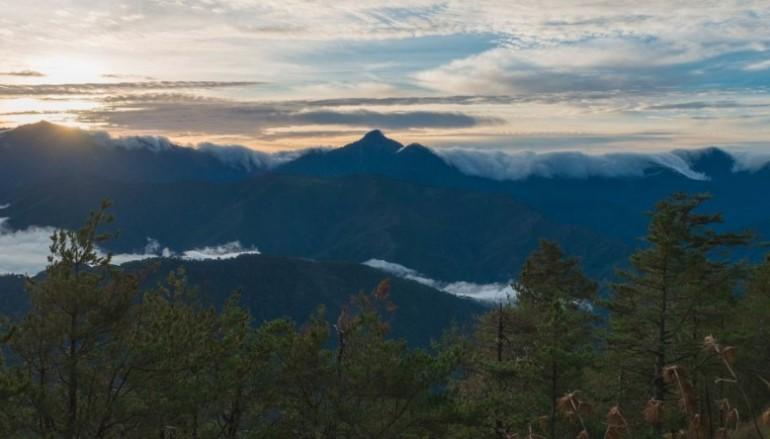 親子健行推介路線 台灣第二高峰雪山(上)
