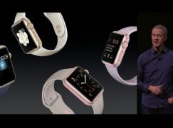 【Apple發布會】 時尚魅惑 – Apple Watch