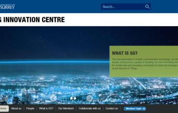英大學研 5G 通訊技術快 4G 65,000 倍