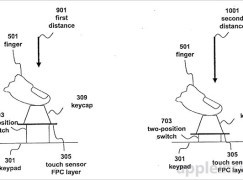 Trackpad 加鍵盤!?Apple新專利:觸控式鍵盤
