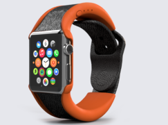 充電兼保護,Apple Watch 有尿袋用
