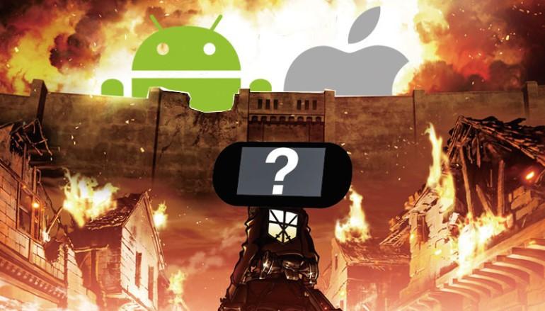 【Gameaholic】進擊的智能手機