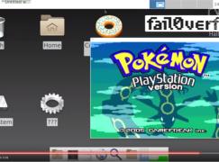 PS4 破解大成功!模擬器可以玩 Pokemon!