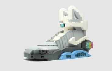 【最毒禮物】LEGO x Nike 波鞋