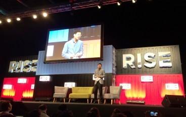 5,000人會展參加RISE 發掘創意