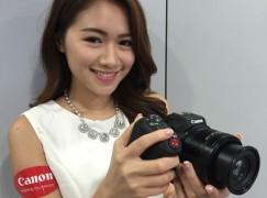 相機外型攝錄機內涵 Canon XC10 專業級 4K 拍片