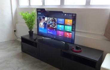 LeTV全新生態電視  上台六年 $0 機價
