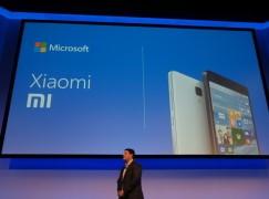 小米、Lenovo 將推出 Windows 10 手機