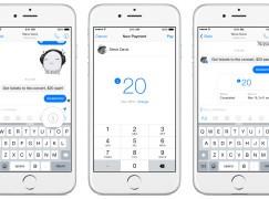 Fb Messenger 新加「過數」服務