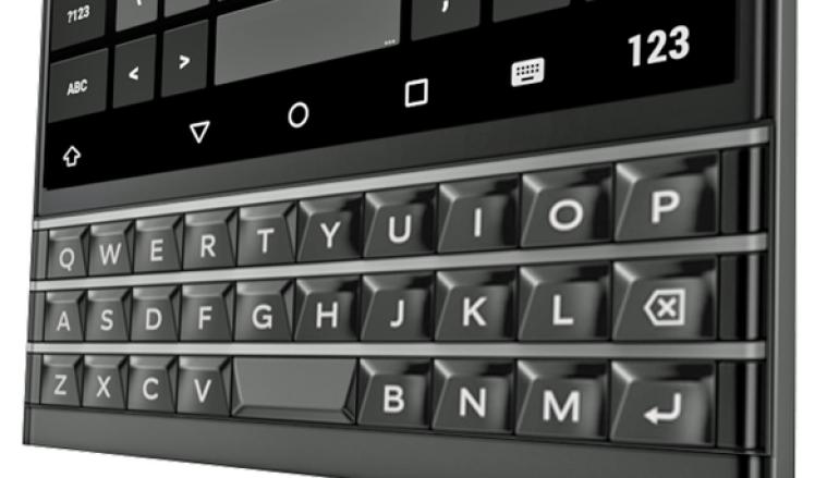 Blackberry 第一部 Android 手機曝光