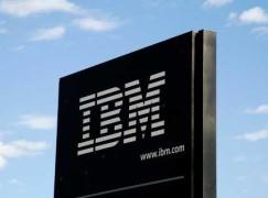 傳裁員 11萬人 IBM火速澄清不足1萬