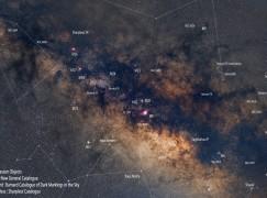 【Starspotting】銀河中心 深空星體圖