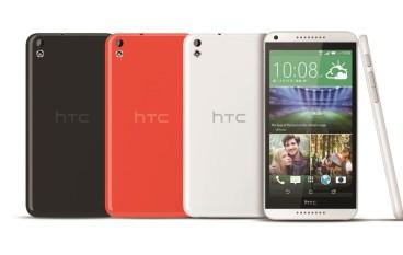HTC Desire 816 推出 Android 5.0 Lollipop 軟件更新