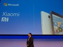 【自作多情】小米副總裁 Hugo Barra 暗示小米無意生產 Windows 手機