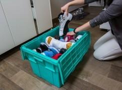 創新「箱物」儲存倉 Boxful 試用