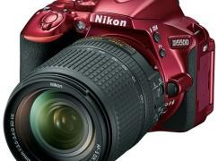 【CES 2015】Nikon 推 D5500 標榜最輕最細反芒 DSLR