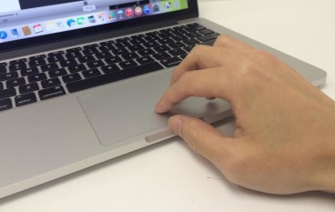 Force Touch trackpad 率先玩!MBP Retina 2015 開箱首測