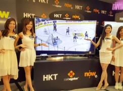 【電視大戰】HKT 4K 超高清電視年底始動