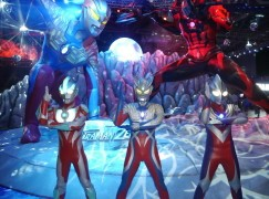 Ultraman 到港!超人 Show 現場直擊體驗