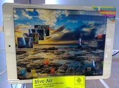 人 Air 你又 Air?四核iFive Air  Tablet Sell 靚芒