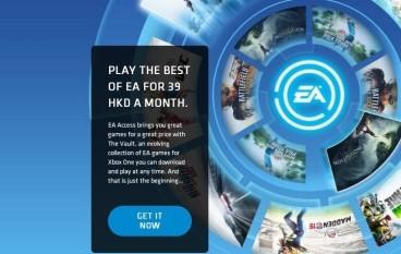 香港開放 EA Access 月費 $39 任玩 Xbox One