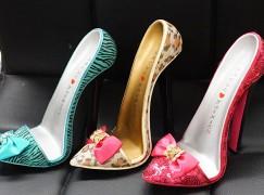閃石高踭鞋其實係…