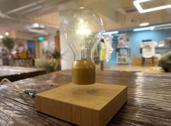 【唔使靠原力】Kickstarter人氣磁浮 LED 燈跳入香港