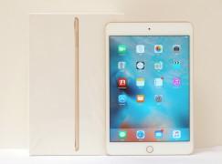 iPad mini 4入手速試報告!
