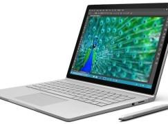 Microsoft Surface Book 1月15日登陸香港