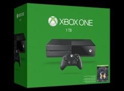 Xbox One加推1TB主機賣$3,380