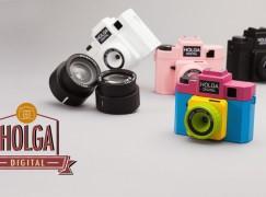 港產玩具相機進化 Holga 數碼版 Kickstarter 集資