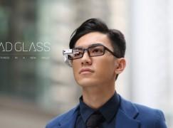 港版 Google Glass 有望於 Kickstarter 成功集資