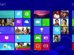 Windows 8 停止更新 Service Pack