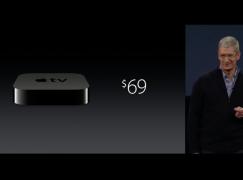 【Apple 發布會】新串流服務打頭炮 Apple TV 劈價至69美元