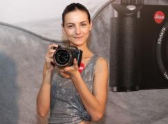 Leica 首部 Full Frame 無反相機 SL (Typ 601) 抵港