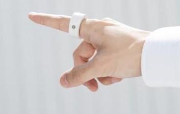 日本智能魔戒 Ring ZERO,揮一揮手指就…