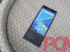 Android植入 BlackBerry Priv正式登陸