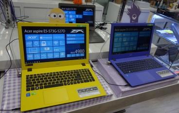 【場報】迷你兵加身? Acer Notebook 用色抵死