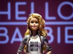 智能 Barbie 成為間諜工具!?