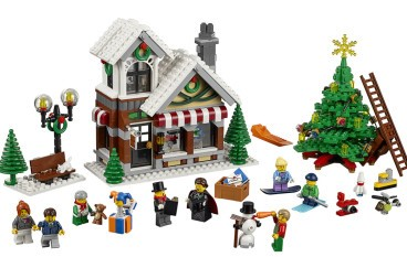 【找錯處…】LEGO 再推 Winter Village Toy Shop 激死炒家