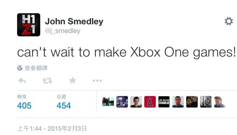 【Sony Online Entertainment 成歷史】計畫開發 Xbox One 遊戲